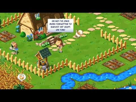 Gameloft Finally Gets Around To Cloning FarmVille For iPhone