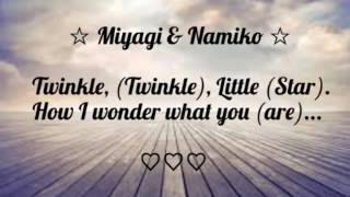 'PROMISES'- Jhene Aiko ft. (Miyagi & Namiko)
