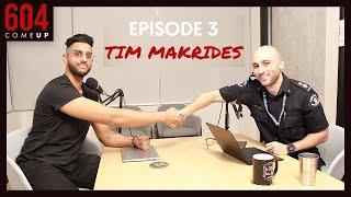 EPISODE 3 - Tim Makrides - Working as an advance care paramedic