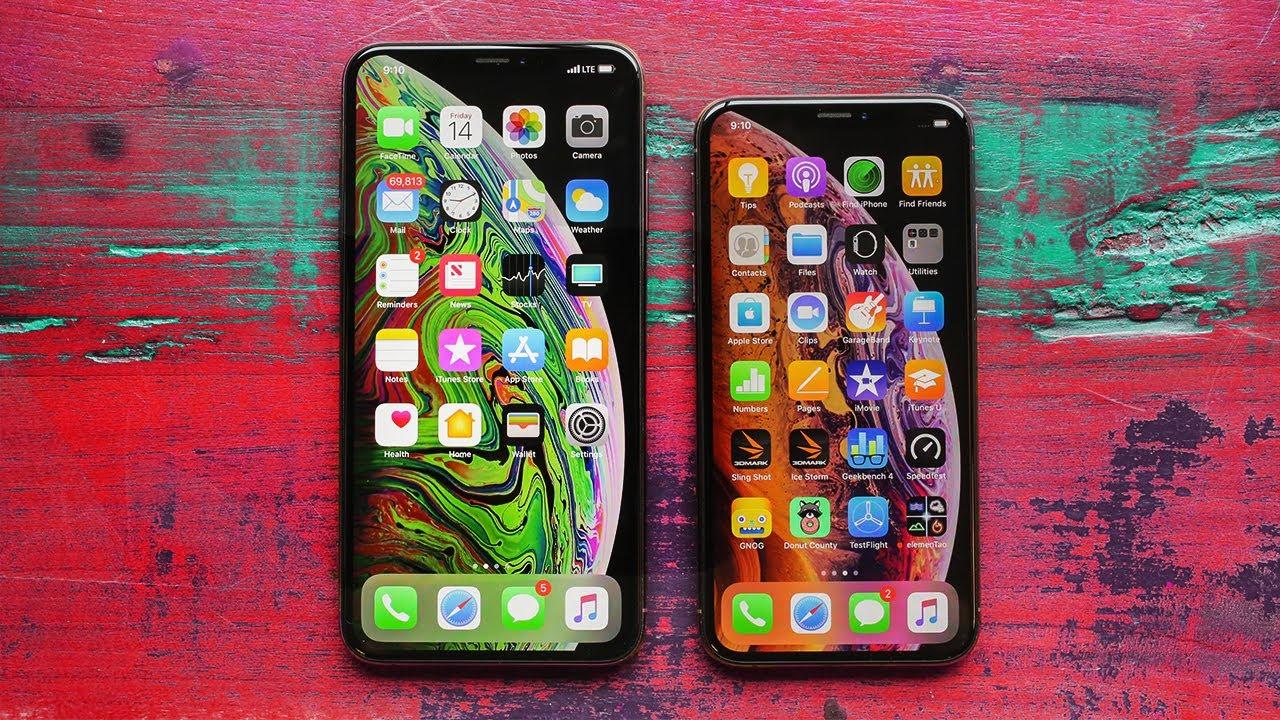 Lí do mình chọn iPhone Xs thay vì iPhone Xs Max