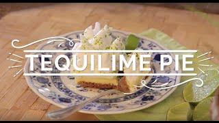 Tequilime Pie - Hispanic Kitchen