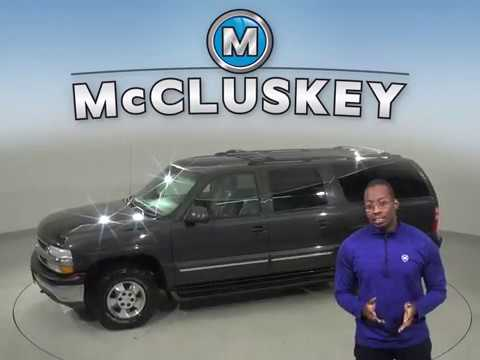 Pre-Owned 2003 Chevrolet Suburban 1500 LS