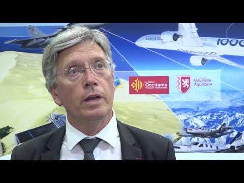 French Aerospace suppliers - Salon du bourget 2019 - ITW OCCITANIE NOUVELLE-AQUITAINE AEROSPACE VALLEY