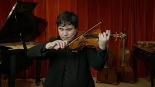Paul Kaul violin, Paris 1902