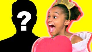 Bad Baby Mystery Secret Valentine - Candy and Chocolate - Shasha and Shiloh - Onyx Kids