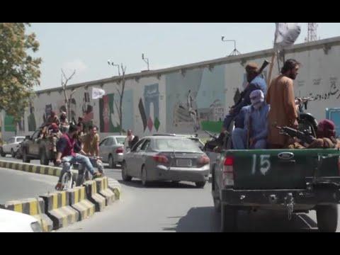 U.S. agencies mobilize Afghanistan relief efforts