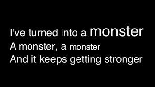 Imagine Dragons   Monster (Lyrics)