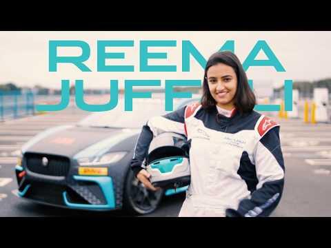 Reema Juffali - VIP driver Round one Diriyah, Saudi Arabia