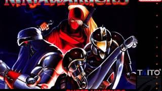 The Ninja Warriors (SNES) - City