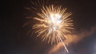 Silvestrovanje v Ljutomeru 2016 in ognjemet