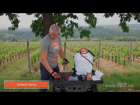 Opryskiwacz akumulatorowy VILLAGER FUSE VBS 1620
