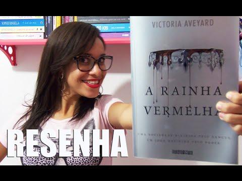 A Rainha Vermelha - BOOK REVIEW ? #VEDA27 | Segredos Entre Amigas