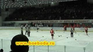3 и 4 - драки Витязь-Авангард (www.boeboda.ru)