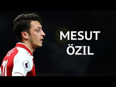 Mesut Özil - Vision & Passing 2017/18
