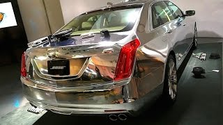 2016 Cadillac CT6 Bose Panaray 34 Speaker TECH REVIEW (3 of 3)