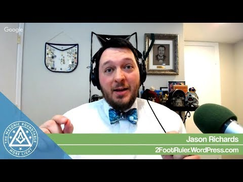 How to Speak in Lodge - Masonic Education with Jason Richards