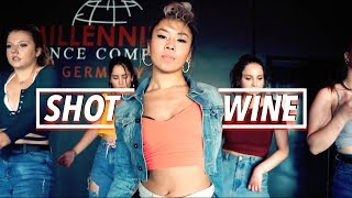 """SHOT & WINE""   SEAN PAUL Feat. STEFFLON DON 