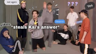Every Time EXO Play A Game It Ends Up Like THIS