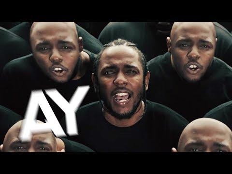 HUMBLE but Kendrick has a mental breakdown