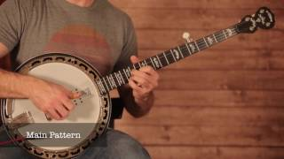 """The Animals """"House Of The Rising Sun"""" Banjo Lesson (With Tab)"""