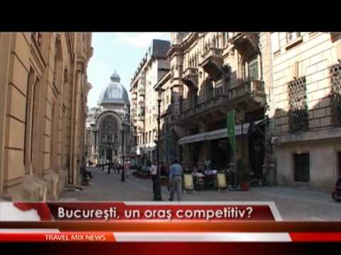 Bucuresti, un oras competitiv?