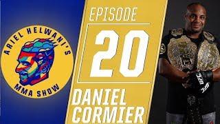 Daniel Cormier on win vs. Derrick Lewis, not wanting to fight Jon Jones | Ariel Helwani's MMA Show