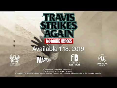 Coffee And Doughnut de Travis Strikes Again: No More Heroes