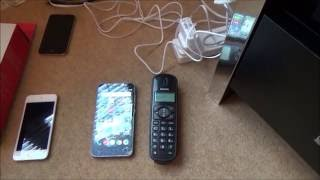 How to use your Mobile Cell Phone for Landline calls (quick version)