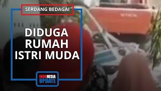 Viral Video Diduga Rumah Istri Muda Dihancurkan Istri Tua, Camat yang Lihat Sampai Kebingungan