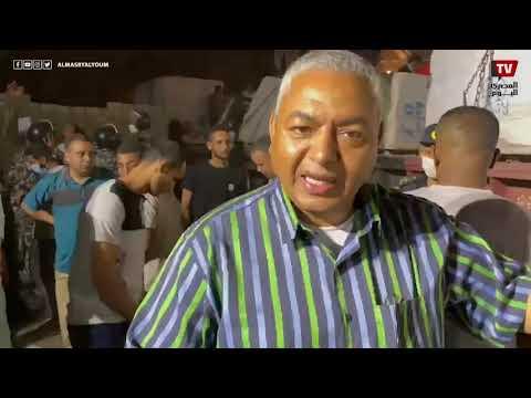 محمود بكري عضو مجلس الشيوخ يشرح كواليس حادث قطار حلوان