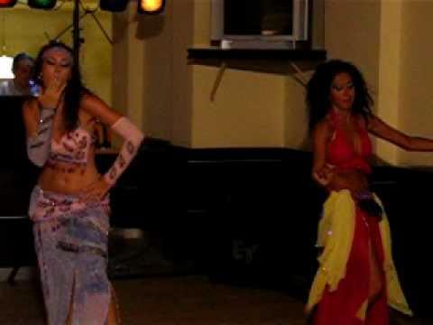 Buikdansen in Hotel Miami Calella