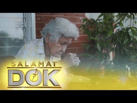 [ABS-CBN]  Salamat Dok: Evangelina Vinluan suffers from cataract
