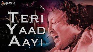 Teri Yaad Aayi By Nusrat Fateh Ali Khan | Mid   - YouTube