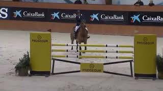 Great jumps at La Coruña