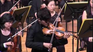 A. Khachaturian Violin Concerto in d minor - I.Allegro con fermezza