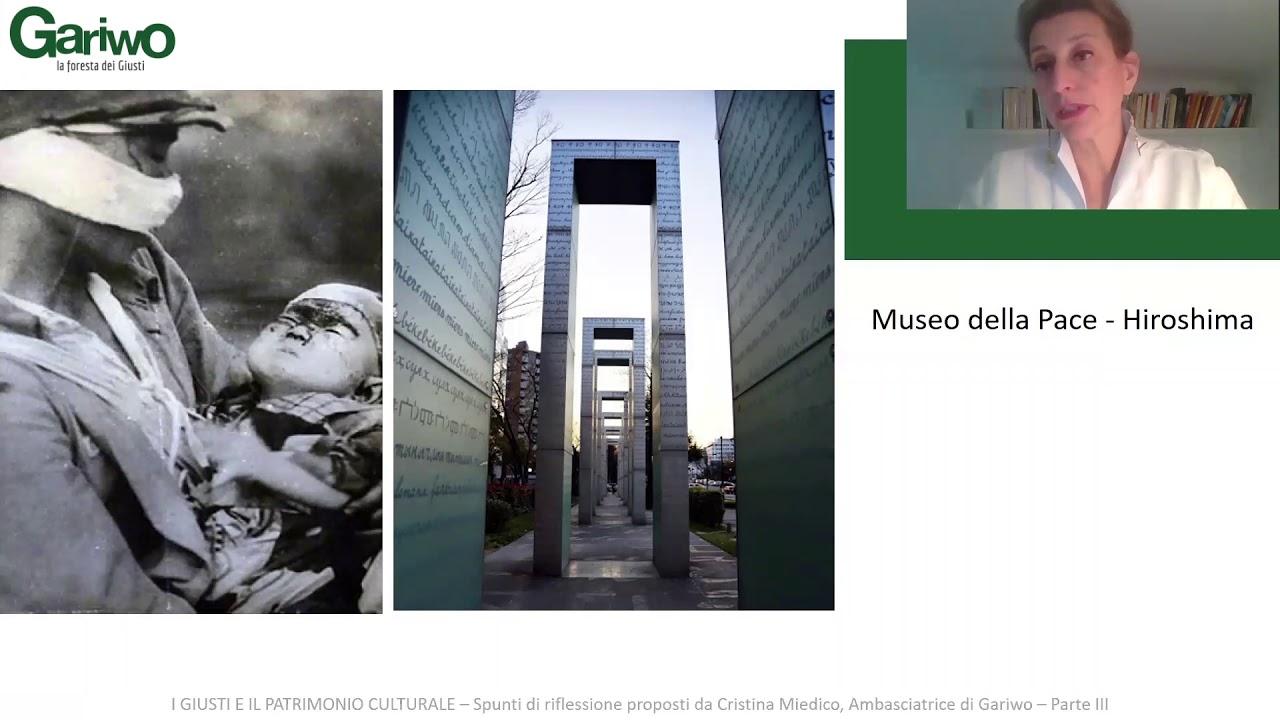 Cristina Miedico - I Musei, presidi di memoria
