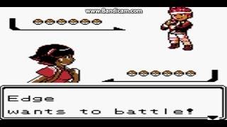 Pokemon Prism - Final Rival Battle in Goldenrod City