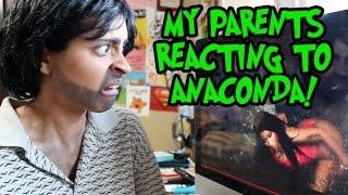 Nicki Minaj - Anaconda | My Parents React (Ep. 6)