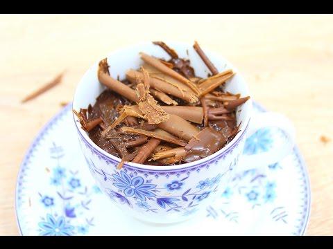 Как Приготовить Горячий Шоколад /  Hot Chocolate Recipe