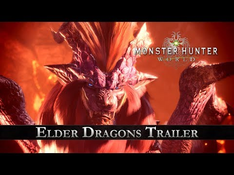 Monster Hunter: World - Elder Dragons Trailer thumbnail