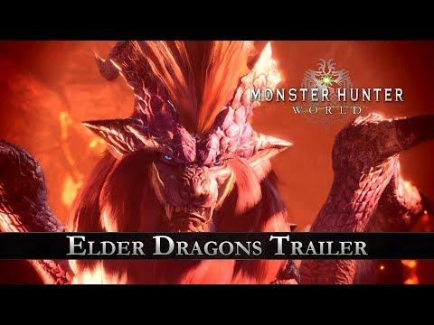 Monster Hunter: World – Elder Dragons Trailer
