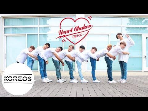 [Koreos] TWICE 트와이스 - Heart Shaker Dance Cover 댄스커버 (Male Version)
