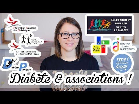 Le diabète est différent du premier type du second type