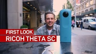The Ricoh Theta SC is a 360 camera for everyone