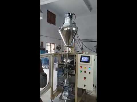 Auger Type Pouch Packing Machine