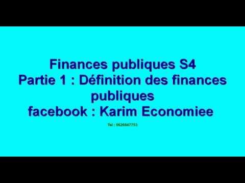mp4 Finance Publique, download Finance Publique video klip Finance Publique