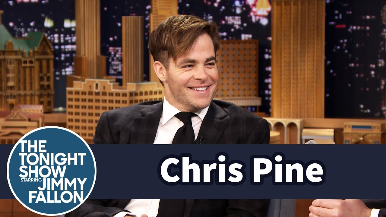 Chris Pine Got Upstaged by a Meryl Streep Recording thumbnail