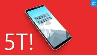 OnePlus 5T Trailer!