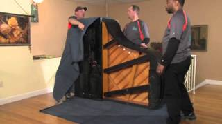 How to Move a Grand Piano in Less than 3 minutes