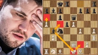 Nakamura Really Wants to Beat Carlsen for his 30th Birthday! LCC Round 6